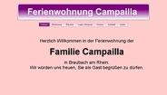 Link zur Homepage der Ferienwohnung Campailla Braubach