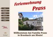 Link zur Ferienwohnung Prass in Braubach am Rhein