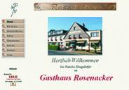 Link zum Gasthaus Rosenacker in Braubach am Rhein
