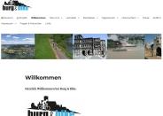 Website Burg & Bike Lahnstein Koblenz