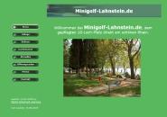 Website Minigolfplatz Lahnstein